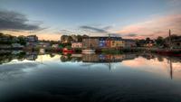 Голуэй — уютный городок на западе Ирландии