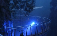 15 снимков висячего моста Капилано