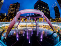 ТОП-10 самых эпичных фонтанов мира