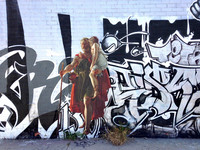 Французский художник создал стрит-арт проект, который заслуживает аплодисментов