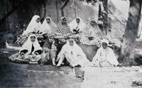 Уникальные фото несравненных жен иранского шаха