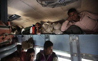 Индийская железная дорога — перегруженный гигант в действии