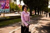 Самые сексуальные женщины Северной Кореи