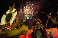 1-е Всемирные Игры коренных народов