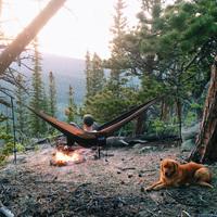 Парень из Колорадо доказывает, что собаки — лучшие спутники в путешествиях