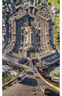 12 снимков-головоломок Стамбула, от которых взрывается мозг