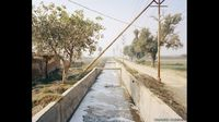 10 тревожных снимков о том, как на деле выглядит дефицит воды во всем мире