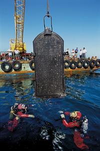 Сенсация! Археолог нашел древний Гераклион — город, потерянный под водой