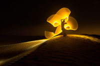Они путешествуют по миру, создавая восхитительные световые портреты