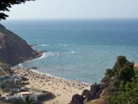Пляж Меркала