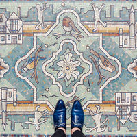 15 снимков, доказывающих, что в Лондоне всегда нужно смотреть под ноги