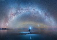 Этими снимками, сделанными в Боливии, русский фотограф заставил говорить о себе весь мир!
