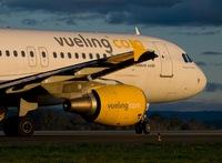 Самолет компании Vueling Airlines