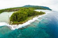 23 фантастических снимка необитаемых островов