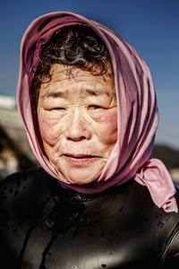 Познакомьтесь с последними хэнё — уникальными корейскими ныряльщицами