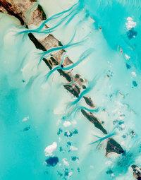 15 потрясающих спутниковых фото, которые изменят твой взгляд на мир