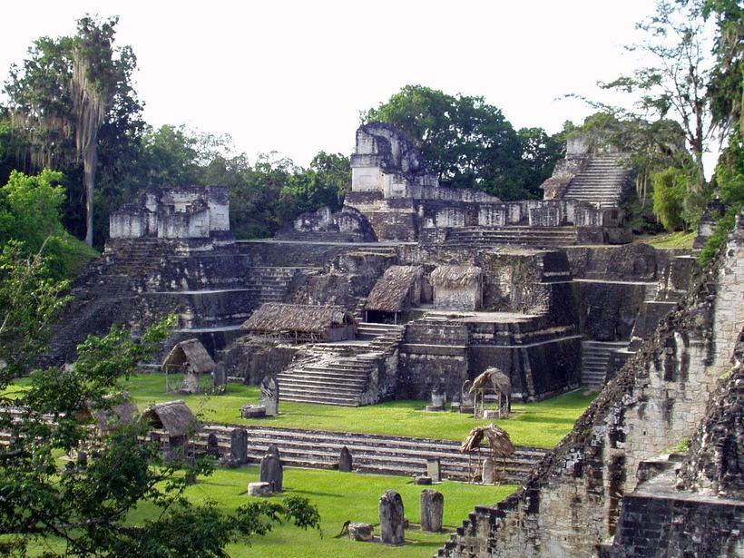 Гватемала Гватемала tikalllll