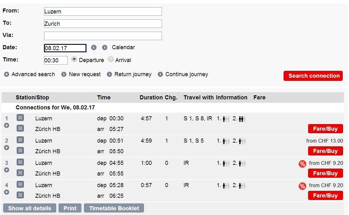 Купить билет из цюриха в берн на поезд купить билет на поезд из омска на краснодар