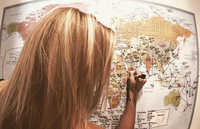 27-летняя американка стала первой женщиной, посетившей каждую страну Земли