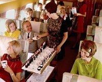 23 ретроснимка, показывающих насколько изысканными и роскошными были перелеты раньше