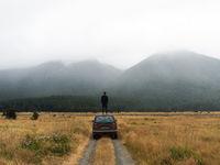 Он проехал 8000 км по Новой Зеландии и говорит, что она слишком хороша для реальности