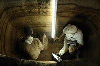 Цунами оставили «автографы» в прибрежной пещере Индонезии
