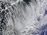 Удивительные фотографии циклонов