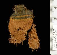 Крашеная ткань, насчитывающая 3000 лет, рассказала о социальном устройстве в Ханаане
