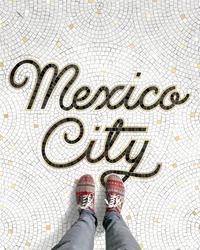 Нью-Йоркский дизайнер разработал серию изображений, посвященных разным городам мира
