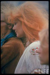 30 необычных фото о том, каким был Вудсток в 1969 году