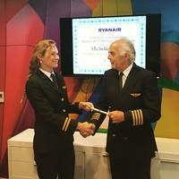 25-летняя пилот из Голландии показала истинную жизнь капитана воздушного судна