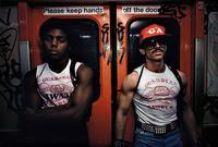 24 правдивых и пугающих фото нью-йоркского метро 80-х годов