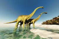 Ученые выяснили, что некоторые динозавры были теплокровными