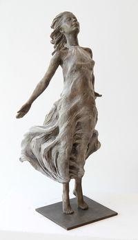 Китайская художница создала скульптуры женщин, вдохновленные эпохой Ренессанса