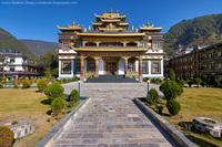 Тибетский монастырь XXI века