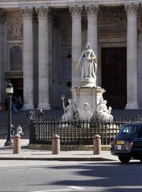Памятник королеве Анне