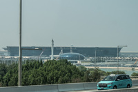 Стыковка, о которой можно только мечтать: космопорт будущего с бассейном в Дохе