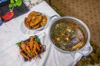 Дары Нижней Волги и чудеса астраханской кухни