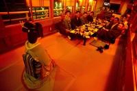 Изначально гейшами были мужчины — единственный в Японии современный мужчина-гейша