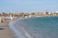 Море и пляж в Хургаде