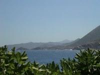 Вид с четвертой бухты