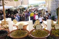 Фестиваль оливок в Caimari, Майорка