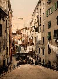 Первые в истории цветные фотографии великолепной Италии