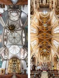 Невероятные фото, на которых храмы поместились целиком в одном кадре