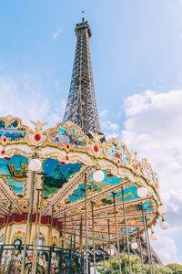 22 места в Париже, фото которых сделают вас звездой Инстаграма