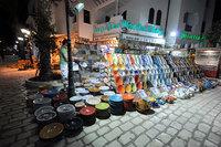 Местный рынок в Монастире