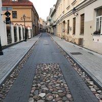 Прогулки по осеннему Вильнюсу