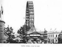 В попытках превзойти Эйфелеву башню или история появления первого колеса обозрения