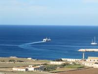Морские панорамы Сицилии, октябрь 2017