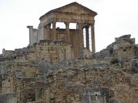 Дугга, руины на севере Туниса